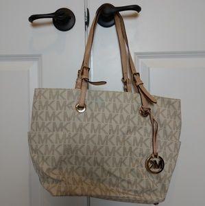 Michael Kors Tan Bag